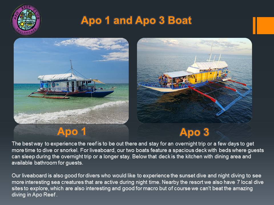 Apo 1 and Apo 3 Boat